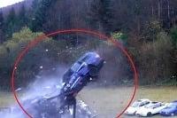 Crash test 200 km/h