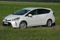 Toyota Prius+ Hybrid –