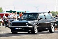 VW Golf II s
