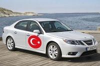 SAAB po turecky