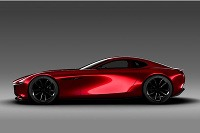 Mazda RX-Vision má motor Wankel