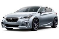 Subaru Impreza koncept 2015