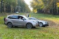Testovacie dni Subaru na Pezinskej Babe