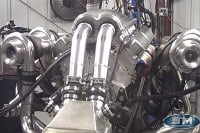 Devel Sixteen engine