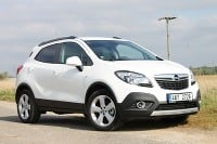 Opel Mokka 1,6 CDTi FWD 2015