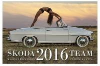 Škoda kalendár 2016