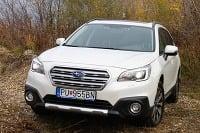 Subaru Outback 2,0d CVT