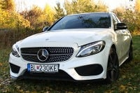 Mercedes C450 4MATIC
