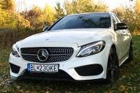 Mercedes C450 4MATIC