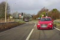 Audi A1 v protismere