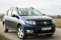 Dacia Sandero Stepway 0,9 TCe