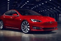 Tesla Model S 2016 facelift + configurator