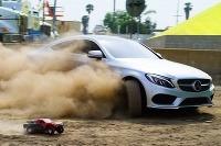 Parkour vs RC Car