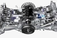 Subaru boxer motor