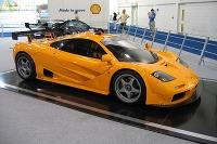 Pre údržbu McLaren F1