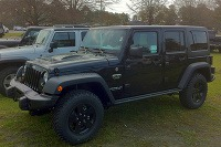 Jeep Wrangler Call of