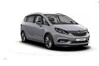 Opel Zafira Tourer 2016 konfigurátor