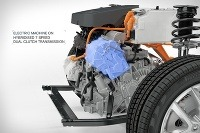 Volvo T5 a T8 hybrid V40