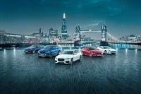 Jaguar AWD pripravený na