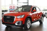 Audi Q2 2016 v Bratislave