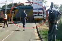 Nehoda vlaku pri Durbane