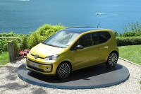 Volkswagen up! absolvoval facelift
