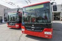 Trolejbusy Bratislava