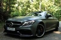 Mercedes C63 AMG S