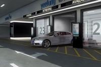 Automatické parkovanie
