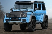 Mercedes G500 4x4 na