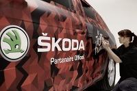 Škoda Kodiaq na Tour