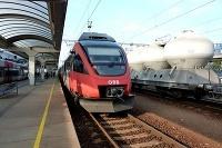 OBB vlak Viedeň -