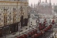 Oprava Tverskej ulice v
