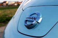 Nissan Leaf 30 kW/h Ilustračné foto