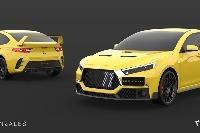 Mitsubishi Lancer Evolution 11