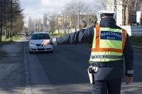 Polícia Maďarsko