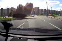 Výbuch potrubia