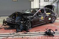 EuroNCAP - Mercedes triedy