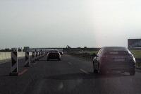 Demolácia mosta nad diaľnicou