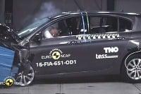 Fiat Tipo crash test