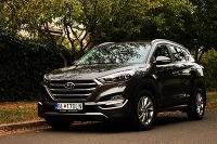 Hyundai Tucson 1,7 CRDI A/T