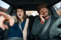 Nepozornosť za volantom