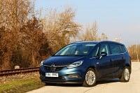 Opel Zafira 2,0 CDTi A/T 170k 2016