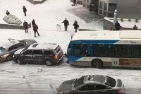 Autobus sa šmýka