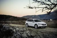 Škoda Octavia Scout facelift