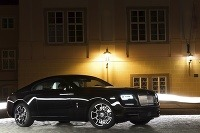 Rolls Royce 2016 Black