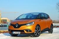 Renault Scénic a Renault Grand Scénic január 2017