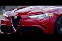 Alfa Romeo Giulia Super Bowl