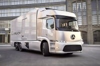 Mercedes Urban eTruck 2017