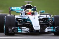 Mercedes F1 W08 EQ Power+